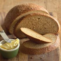 Rye bread contains gluten